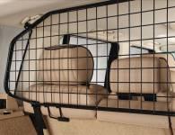 RANGE ROVER<br />(2003 - 2012) 2003-up RANGE ROVER CARGO BARRIER (with non-power recline rear seats)