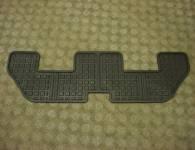 LR3<br />(2005 - 2009) 2005-current LR3 RUBBER MAT 3RD ROW SEATS