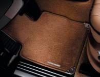 RANGE ROVER<br />(2003 - 2012) 2010 FROM VIN# AA328717, CARPET FLOOR MATS-Arabica