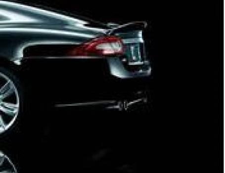 XK 2007-2011 REAR SPOILER-Jaguar Sacramento-Niello Jaguar Dealer