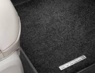RANGE ROVER EVOQUE<br />(2012-2019) CARPET FLOOR MATS (BLACK)