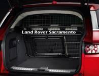 RANGE ROVER EVOQUE<br />(2012-2019) CARGO BARRIER - FULL HEIGHT (5 DOOR)
