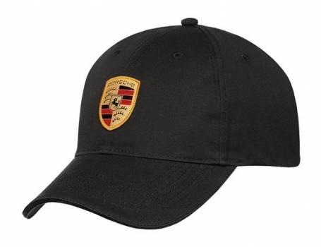 Black Crest Flex Fit cap