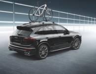 Porsche Vehicle Accessories Bike Rack
