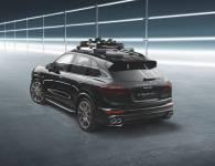 Porsche Vehicle Accessories Ski-/Snowboard holder, pull-out