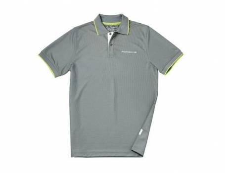 Men's polo shirt – Sport in Grey