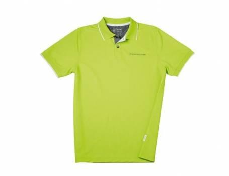 Men's polo shirt – Sport Acid Green