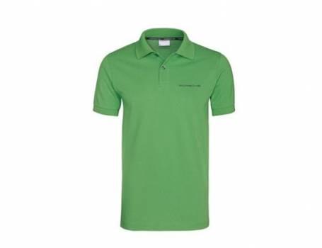 Polo Shirt in Green