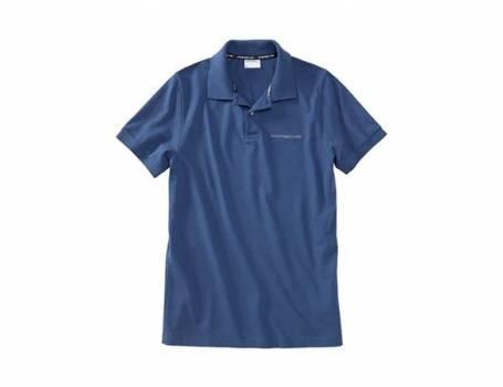 Men's polo shirt Blue