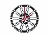Lifestyle Porsche 911 Turbo wheel rim clock