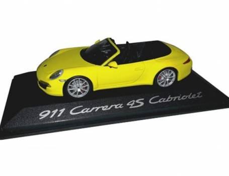911 Carrera 4S Cabriolet Model