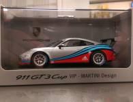 Model Cars 911 GT3 Martin Racing Model Car
