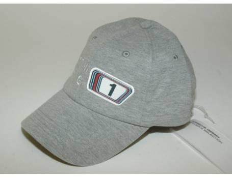 Grey Martini Racing Hat